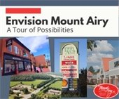 Envision Mt. Airy Tour Sign Up