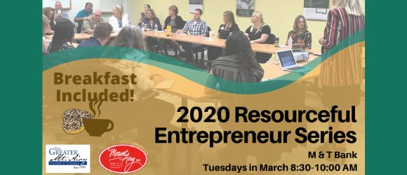 Resourceful Entrepreneur Series