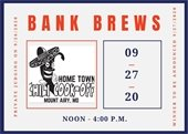 Bank Brews and Private Chili Cook-Off Judging