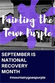 Painting the Town Purple