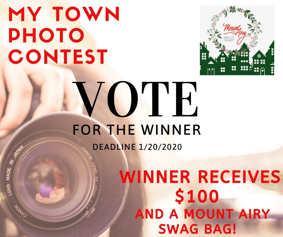 MY Town Photo Contest