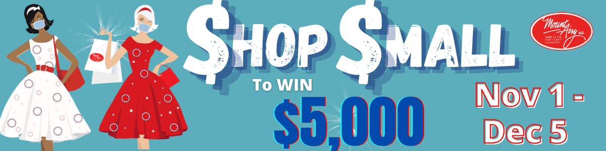Shop Small to Win Slider