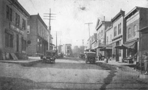 Main Street - Early 1900s