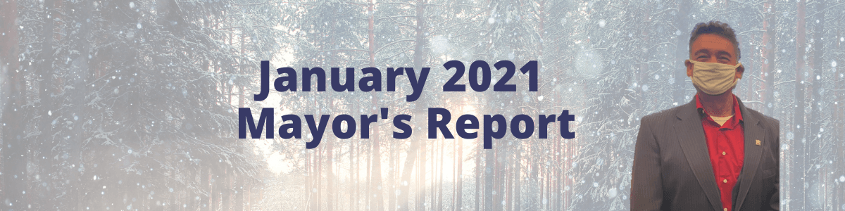 January 2021 Mayors Report
