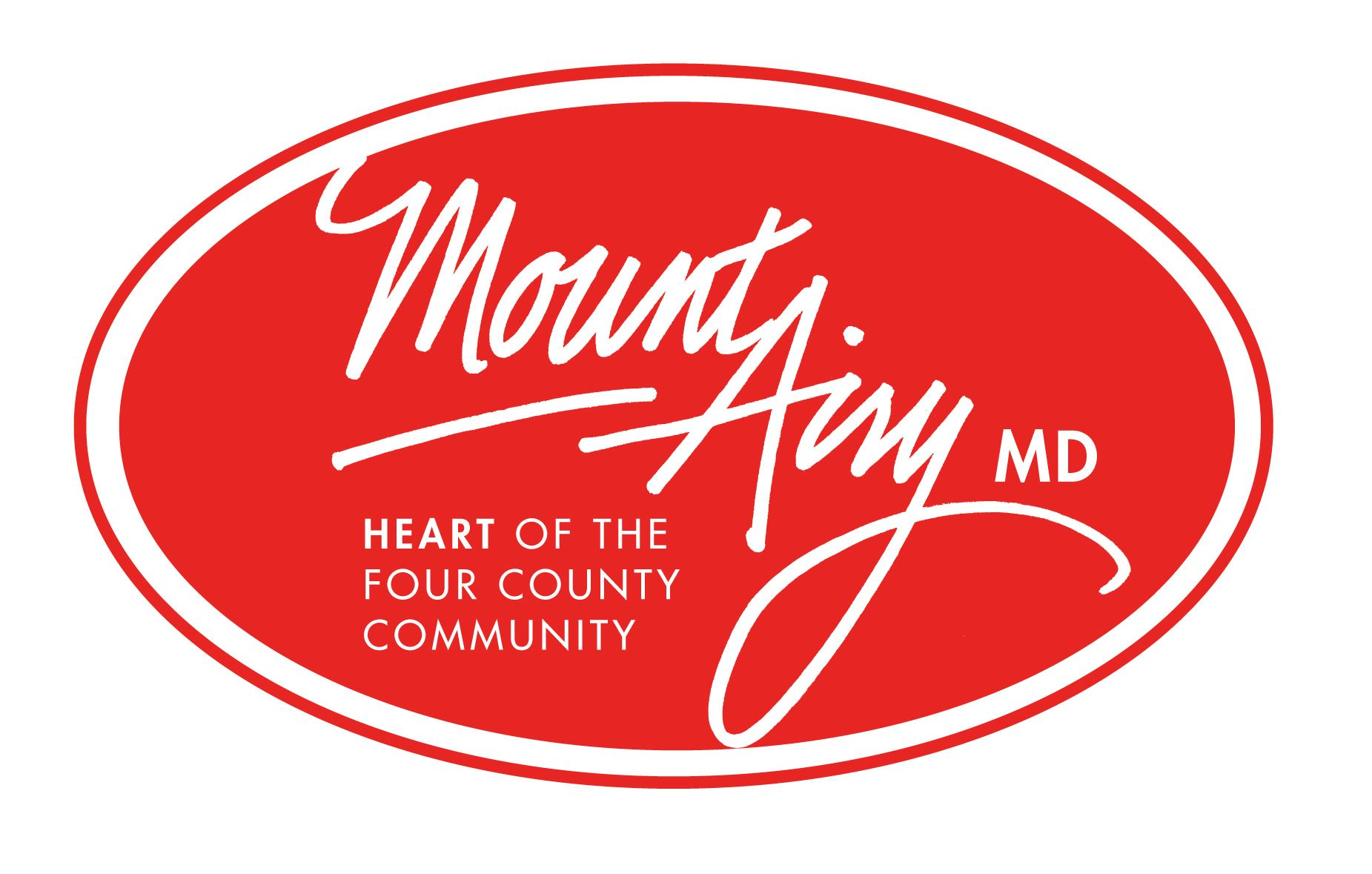 Mount Airy Oval Logo