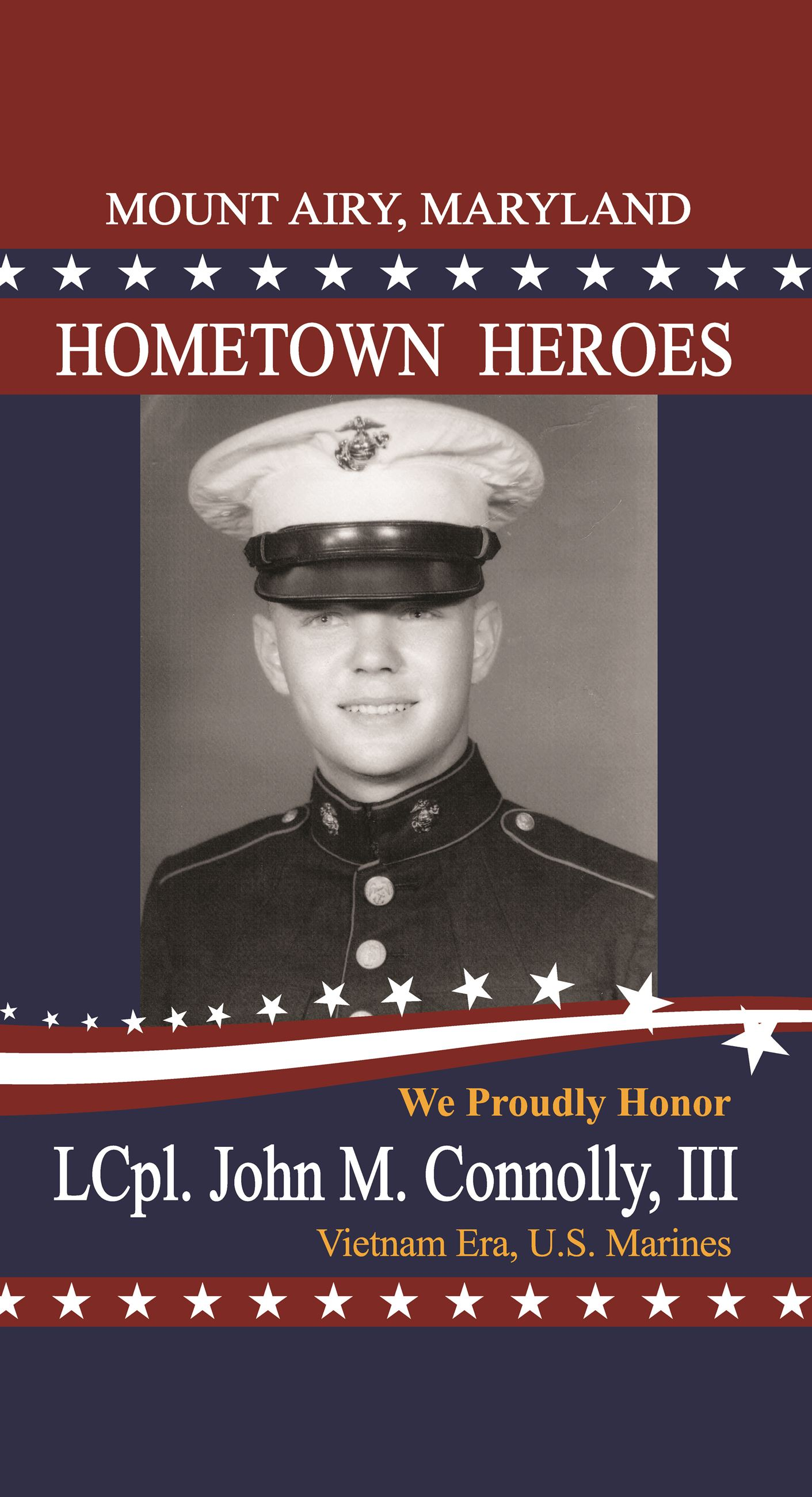 JohnMConnollyIII_MtAiryHeroes-Flag-24x44-Proof001